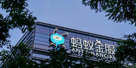 Ant Financial Alipay Alibaba