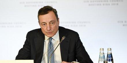 Mario Draghi BCE juin 2018