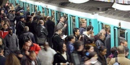 Grève de la RATP 22 November 2007 à Paris