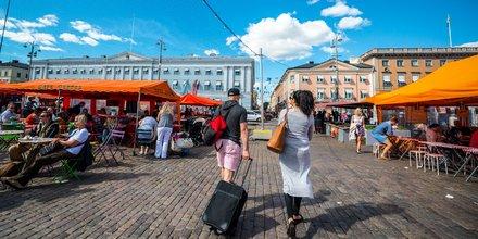 Tourisme, Helsinki