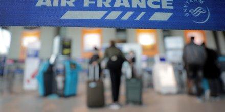 Air france: 4 nouveaux jours de greve les 17, 18, 23 et 24 avril