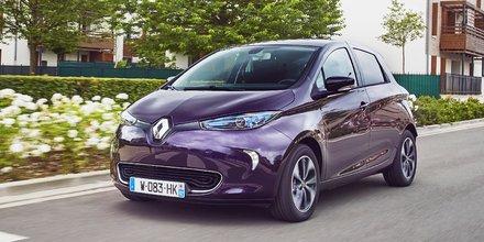 Renault, Zoe, automobile, électrique,