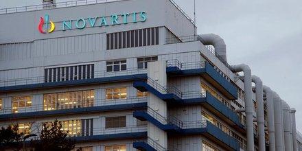Novartis confirme ses previsions de 2018 malgre sandoz