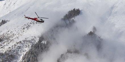 Un skieur francais perit dans une avalanche en suisse