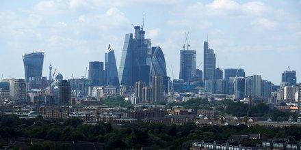 Brexit: la city pourrait perdre entre 3.500 et 12.000 emplois