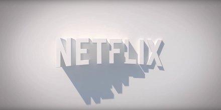Netflix, logo 2, écran,