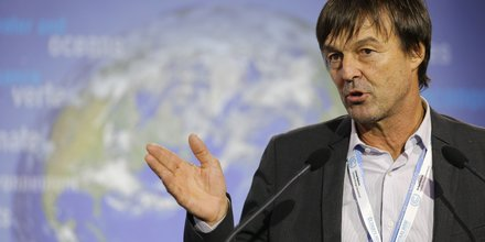 Nicolas hulot, l'ecologiste toujours insatisfait