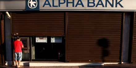 Alpha Bank, Grèce, banques grecques, dette,