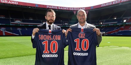 PSG socios crypto Chiliz Blockchain jetons Paris Saint Germain