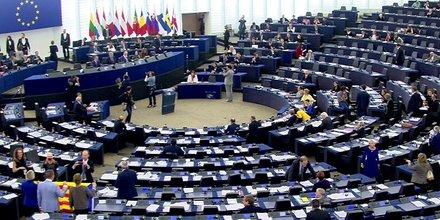 parlement européenn