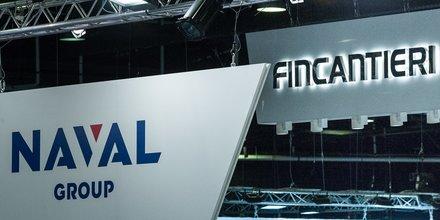 Fincantieri Naval Group France Italie