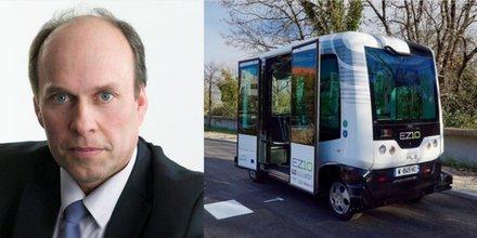 Thierry Cammal voiture autonome