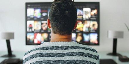 Netflix, television, VOD