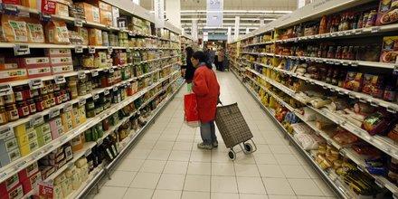 La consommation des menages rebondit en octobre
