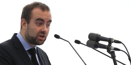 Sébastien Lecornu, secrétaire d'Etat, Nicolas Hulot