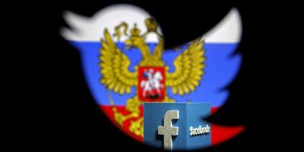 Russie, désinformation, ingérence russe, élections européennes, Gafa, Facebook, Twitter, Google, Fake News,