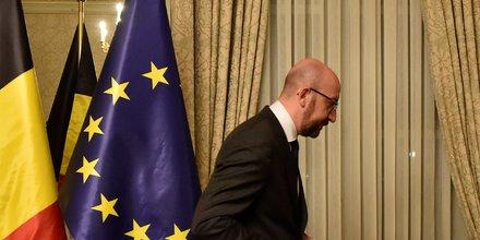 Charles Michel, Belgique, Pacte migratoire, Marrakech,