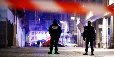 Strasbourg, fusillade
