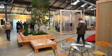 La Halle Tropisme intègre salles de réunion et formation, boxes, etc.