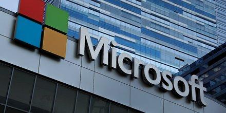 Microsoft souffre de la croissance ralentie de sa division azure