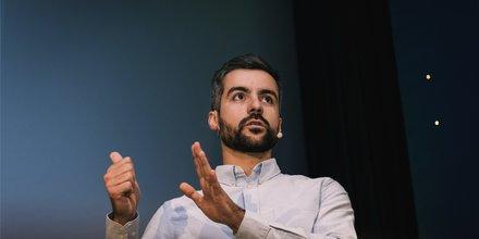 Thomas Devineaux, cofondateur de la start-up Louis