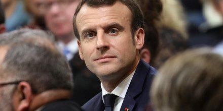 Macron prefere l'acces a la nationalite au droit de vote des etrangers