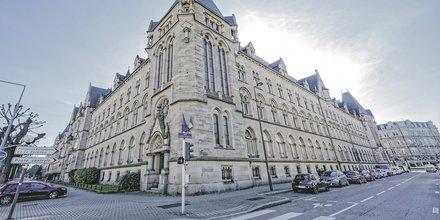 L'Hôtel des postes, Strasbourg