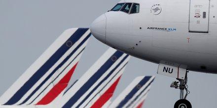Air france-klm: marge en hausse mais depreciation prevue sur l'a380