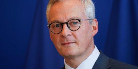 Bruno Le Maire BLM