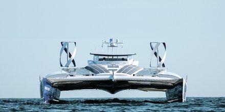 Catamaran Energy Observer