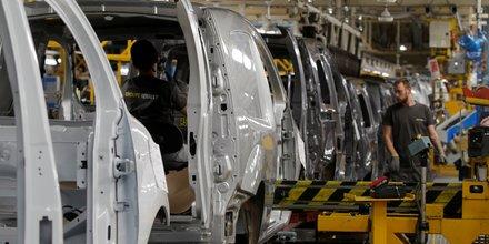 La production industrielle francaise plus forte qu'attendu en octobre