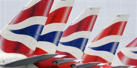 GRÈVE DE QUATRE JOURS DU PERSONNEL NAVIGANT DE BRITISH AIRWAYS