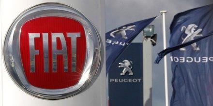 Fiat chrysler introduira en bourse sa filiale de robotique apres la fusion avec psa