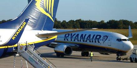 Ryanair envisage de fermer des bases en allemagne
