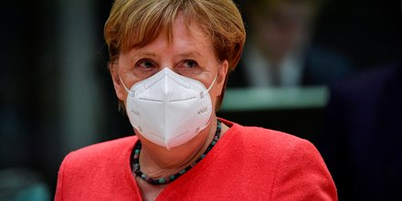 Angela merkel invitee a bregancon le 20 aout, annonce l'elysee