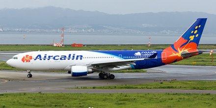 Aircalin, compagnie aérienne Nouvelle-Calédonie
