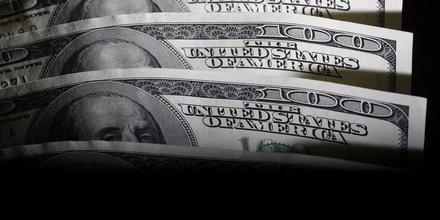 Billets dollars