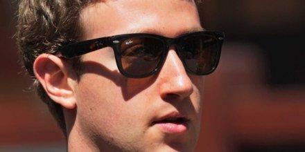 Mark Zuckerberg, 29 ans