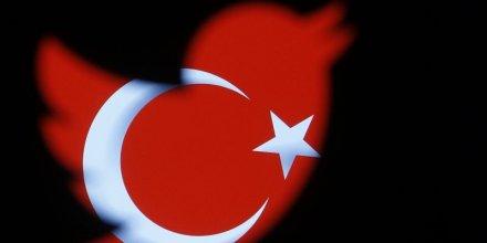 Erdogan critique la réautorisation de Twitter en Turquie