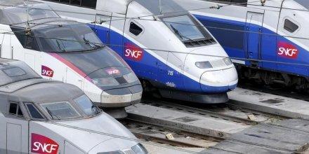 Les cheminots de la SNCF appellent à la grève le 10 juin