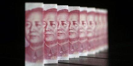 Les banques chinoises tiennent le haut du pavé