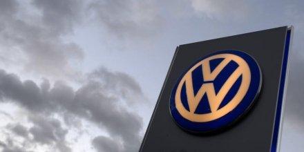 Baisse du bénéfice d'exploitation trimestriel de Volkswagen