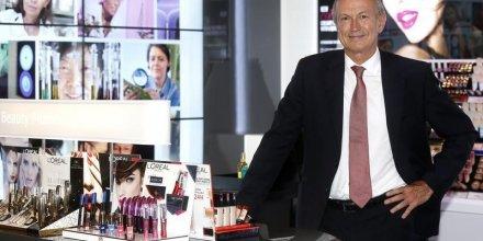Le PDG de L'Oréal abaisse sa prévision du marché mondial