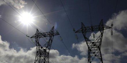 L'énergie tire encore les prix à la production à la baisse