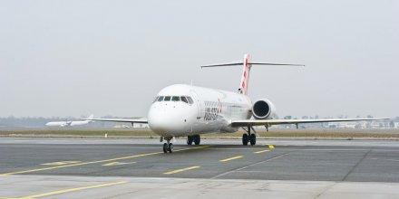 Volotea à l'aéroport de Bordeaux