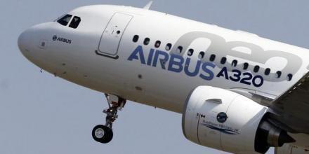 Airbus négocierait la vente d'une centaine d'A320 à Calc