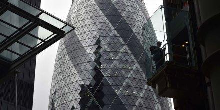 La tour Gherkin de Londres vendue au brésilien Safra Group