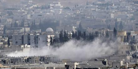 La coalition a mené 36 raids en Syrie et Irak depuis mercredi