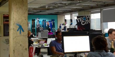 Tech City Runway East startups