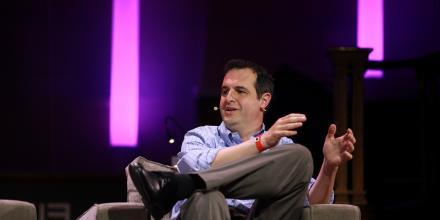 Renaud Laplanche, fondateur et président de la start-up de prêts entre particuliers LendingClub lors du Web13